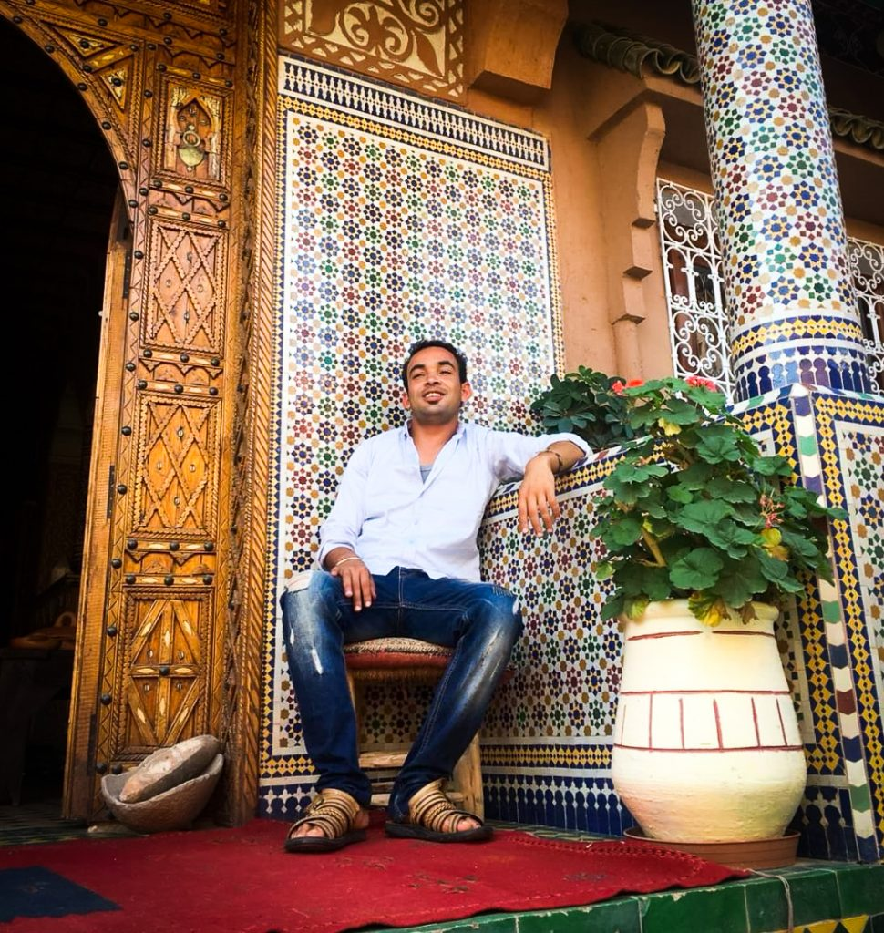 Ahmed, Travel Morocco Tour guide